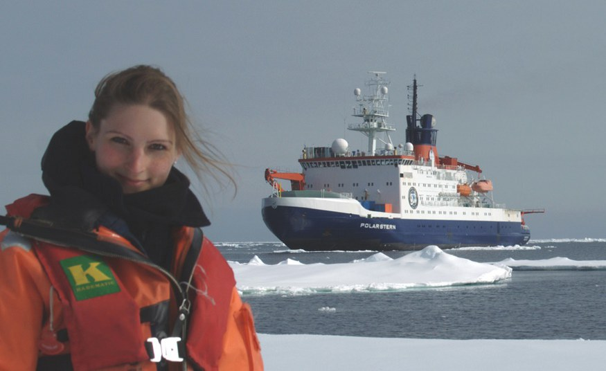 Ricarda Winkelmann wins academics' young scientist award