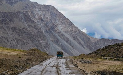 Road access for all would be costly, but not so much for the climate