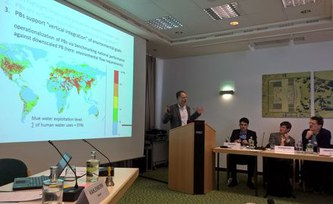 Scientists and policy-makers discuss Planetary Boundaries