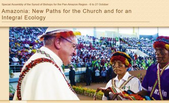 Vatican: Schellnhuber speaks at Amazon Synod