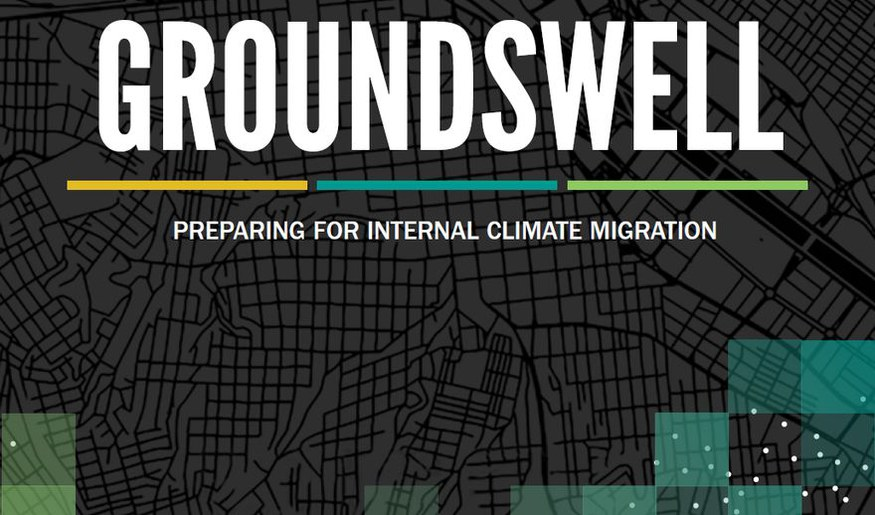 Worldbank report with PIK: climate change can trigger migration of millions