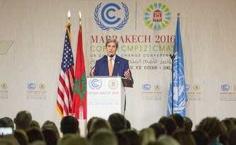 """""""An alliance is emerging"""": climate summit COP22 concludes"""
