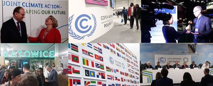 "UN climate summit agrees on rulebook – yet more ambition is needed: PIK leaders at COP24 in ""Heißzeit"" times"