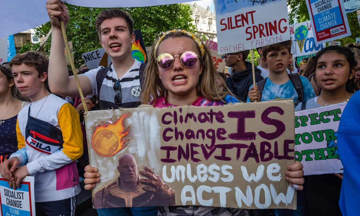 The Guardian: Individuals can't solve the climate crisis. Governments need to step up