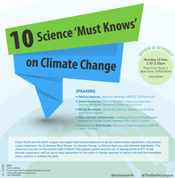 10 'Must-Knows' zum Klimawandel""