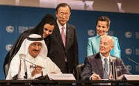 PIK and Qatar Confront Climate Change