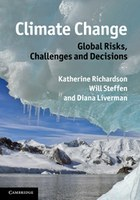 Contributing Author to Book on Climate Change